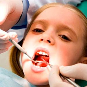 Treatment and prevention of dental caries in children