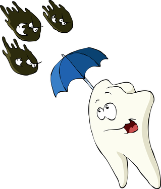 The prevention of dental cavities